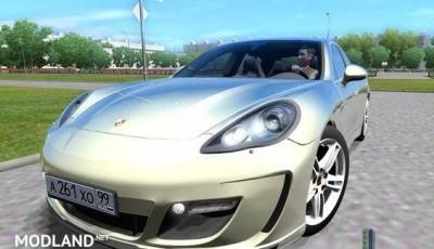 Porsche Panamera Turbo [1.5.0], 1 photo